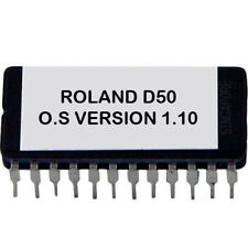 ROLAND D-50 - OS FIRMWARE UPDATE UPGRADE 1.10 ( old version D50 )