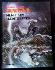 BRUNO BRAZIL VANCE ALBERT ORAGE AUX ALEOUTIENNES LOMBARD EO 1976 TBE
