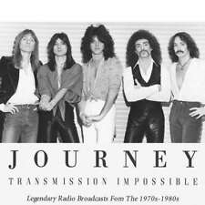 Journey - Transmission Impossible (3cd) NEW 3 x CD