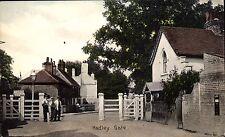 Hadley near Barnet. Hadley Gate.