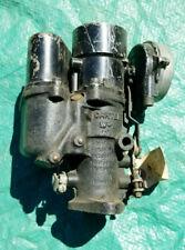 OEM 1939-1948 Chevrolet 216 Carter Carburetor 418-S WA-1 ~ Rebuilt ~