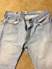 Mens Levi Strauss Denim Jeans