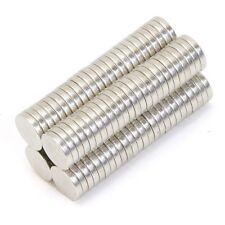 Lot 100 Pcs Strong Magnet D 10 x 2 mm Disc Cylinder Neodymium Rare Earth
