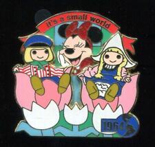 WDW GenEARation D 1964 World's Fair Boxed small world LE 300 Disney Pin 108871