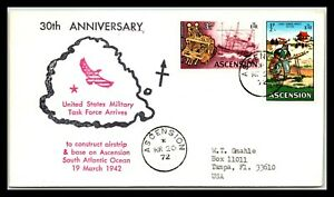 GP GOLDPATH: ASCENSION ISLAND COVER 1972 _CV676_P08