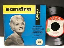 BO film OST Les canailles SANDRA Prends moi comme je suis ( photo ROBERT HOSSEIN