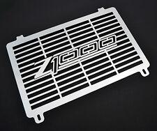 KAWASAKI Z1000 (03 - 06) Acciaio Inox RADIATORE Copertura Protezione griglia