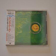ALICE COOPER -Billion dollar babies - 1990 FIRST PRESS JAPAN CD