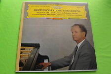 OG German, Red Stereo, Tulips DGG SLMP 138 775 : Beethoven Piano No.2 ~ Kempff