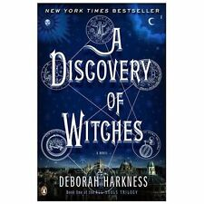 A Discovery Of Witches: A Novel (all Souls Trilogy): By Deborah Harkness