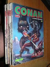 CONAN SPADA SELVAGGIA n° 30 - ED. COMIC ART - SAVAGE SWORD