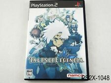Tales of Legendia Playstation 2 Japanese Import Japan JP NTSC-J PS2 US Seller