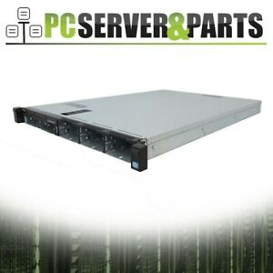 "Dell PowerEdge R420 2.5"" Server, 2x E5-2420 1.90GHz 6Core, 16GB, 4x Trays, H710"