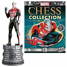 Marvel Chess Figure Collection #87 Spider-Man 2099 Eaglemoss