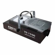 Fogtec VS 1500 Fogger Fog Machine DJ Disco Party VS1500 Smoke Machine