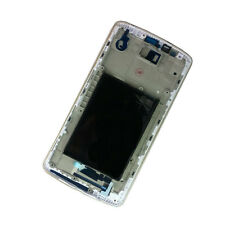 White LCD Mid Frame Bezel Chassis Housing Replacement for LG G3 D850 VS985 F400