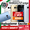 NUOVO! SMARTPHONE SAMSUNG GALAXY S7 EDGE 32GB SM-G935 12 MESI GARANZIA G935F_24H