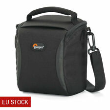Lowepro Format 120 Black DSLR Camera Camcorder Shoulder Bag EU STOCK