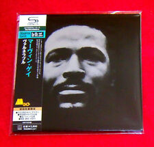 Marvin Gaye Vulnerable SHM MINI LP CD JAPAN UICY-94125