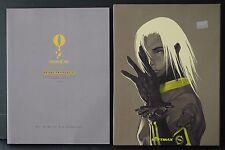 JAPAN Hyung-tae Kim (Magna Carta) Art Book: Oxide The Art Of Genesis