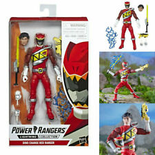 Hasbro Power Rangers Lightning Collection Dino Charge Red Ranger