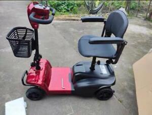 Transformer 4-wheel scooter