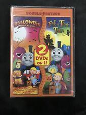 Halloween 2-pack Spooktacular, Trick or Treat Tales: Thomas, Barney, Bob Builder