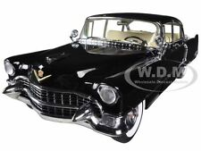 1955 CADILLAC FLEETWOOD SERIES 60 SPECIAL BLACK 1/18 BY GREENLIGHT 12923