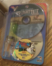 Buck Gardner's Straight Talk Fowl Mouth 3 Combo Set Duck Call Plus CD & DVD New