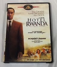 Hotel Rwanda: A True Story DVD