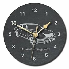 Lexus LS400 Design Slate Clock - Personalised with text of your choice (Large...