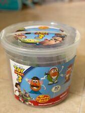 Toy Story 3 Mr Potato head SEALED BRAND NEW tub
