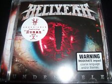 HELLYEAH Unden!able / Undeniable (Australia) CD – New