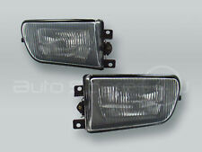 Fog Lights Driving Lamps Assy with bulbs PAIR fits 1996-2000 BMW 5-Series E39