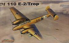 Cyber hobby 1/32 scale kit 3209, Messerschmitt Bf. 110 E-2 Trop.