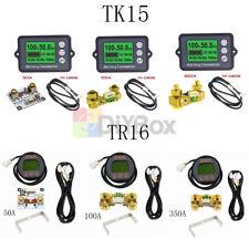 Tk15 Tr16 80v 50100350a Waterproof Battery Indicator Voltmeter Capacity Tester