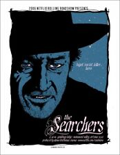 The searchers by Jermaine Rogers - Variant - Rare Sold out Mondo print