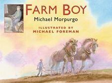 Farm Boy by Morpurgo M.B.E., Michael