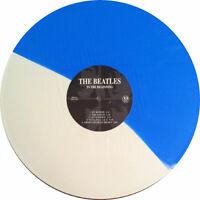 The Beatles - In The Beginning on Blue / White Vinyl LP Mischief Music 2013 NEW