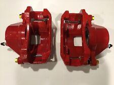 Power Stop S5024 Powder Coated Brake Caliper PairFront