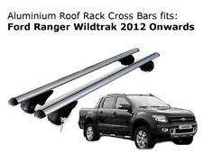 Aluminium Roof Rack Cross Bars fits FORD RANGER PX WIDTRAK 2012 Onwards