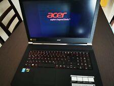 "Acer Aspire NitroVN7-791G-70M4 Gaming-Notebook 17,3"" Quad-Core i7+16GB+1TB HDD"