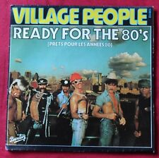 Village People, ready for the 80's / save me, SP - 45 tours