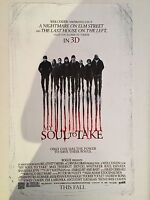 MY SOUL TO TAKE 11x17 PROMO MOVIE POSTER