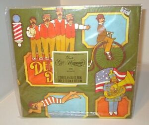 Vintage 1980s Gibson Dear Ol Dad Fathers Day Gift Wrap Sealed Wrapping Package