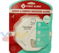 First Alert Z-Wave Combination Photoelectric Smoke and Carbon Monoxide Alarm