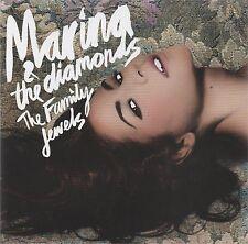 MARINA & THE DIAMONDS - The family jewels - CD album
