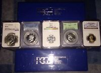 ✯SALE✯ESTATE SALE OLD US COIN ✯ PCGS NGC GRADED ✯1 SLAB LOT✯ SILVER ✯ GRADE 64+✯
