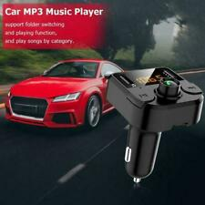 Wireless Blue tooth Car Kit FM Transmitter Dual USB Charger MP3 Player Handsfree