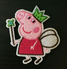 Peppa Pig Patch embroidery  SEW/IRON on3.25